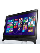 Lenovo C260 (57328206 CDC/ 2GB RAM/ 500GB HDD/ 19.5 inch/ Win 8), black