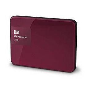 WD My Passport Ultra (WDBBKD0020BBY) 2 TB External Hard Drive