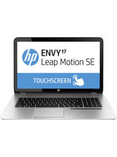 HP Envy Leap Motion Touchsmart SE 17-J102TX Laptop (4th Gen Ci7/ 8GB/ 1TB/ Win8.1/ 4GB Graph/ Touch), naturalsilver