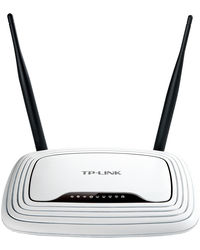TP-Link 300Mbps Wireless N Router TL-WR841N, standard-multicolor
