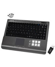 WI-KEY Touch Keyboard (Black)