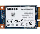 Kingston Digital SSDNow mS200 mSATA (6Gbps) Solid State Drive, multicolor, 480 gb