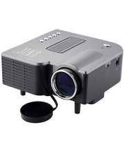 VOX UNIC LED Projector with HDMI & VGA, black