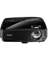 BenQ DLP projector (MX518-3D),  black