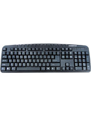 Amkette Black Multimedia Keyboard RX3 PS2