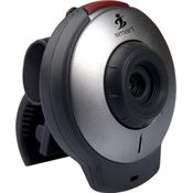 Smart HD 12 MP Clip Type Webcam with Mic,  silver
