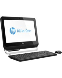 HP 18-1106in All-in-One Desktop PC(H4J18AA) ( AMD A75 FCH/ 2GB RAM/ 500GB HDD/ Win 8),  silver black