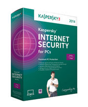 Kaspersky Internet Security 2014 (3 users 1 year)
