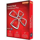 Quick Heal AntiVirus Pro 1 User 3Year, 2 user, 3 year