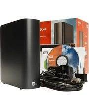 WD 2 TB Network- My Book Live (Black)