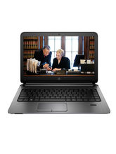 HP ProBook 430 G2 K3B47PA (4th Gen Core i7-5500U/ 4GB RAM/ 500GB/ Win 8 Pro), black