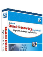 Quick Recovery For Digital Media (Multicolor,Personal License)