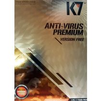 K7 Anti Virus Premium, multicolor, 1 user