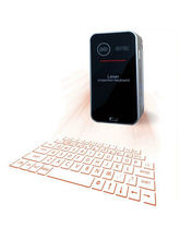 Virtual Laser Keyboard, white