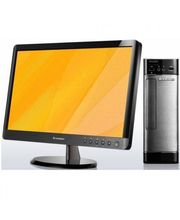 Lenovo IdeaCentre H520s Slim Desktop PC 57316305, silver
