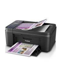 canon pixma E480 inkjet printer,  black