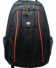 HP floral laptop BackPack (A2J02PA) (Black)