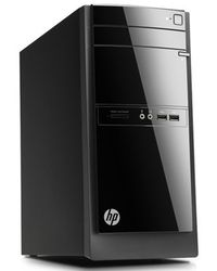HP 110-215IN Desktop Pc,  black