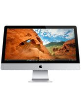 Apple iMac 27 inch (Quad-core i5 3.4GHz/8GB/1TB/GeForce GTX 775M 2GB), whitishsilver