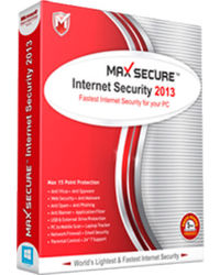 Max Secure Antivirus Plus 1 Year, multicolor, 1 user