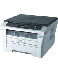 Konica Minolta Pagepro 1580MF Multi-function Printer, white grey