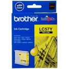Brother-LC57Y Cartridge,  yellow