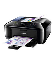 Canon Pixma E610 Multifunction Inkjet Printer, Black