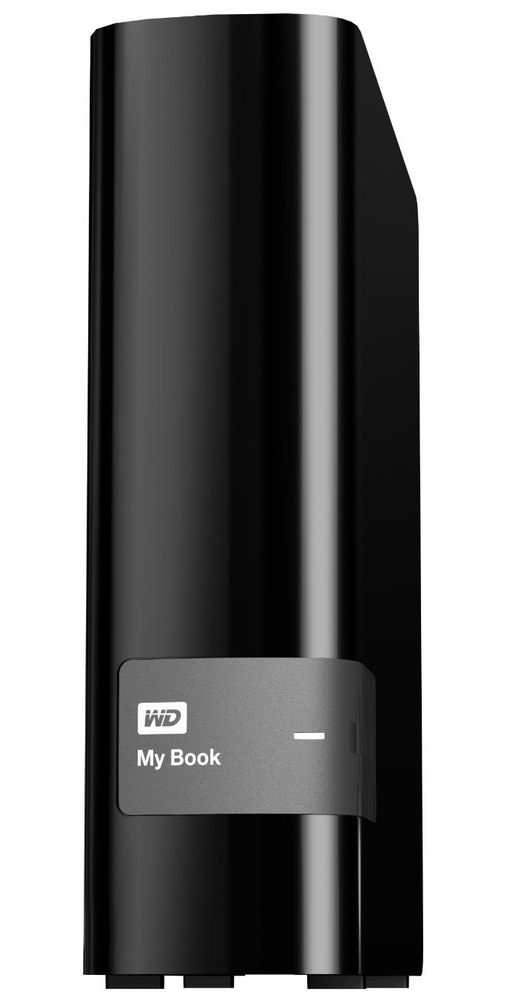WD My Book 4TB Hard Drive black @ Infibeam – Rs.9949 – Computers, laptops & Accessories