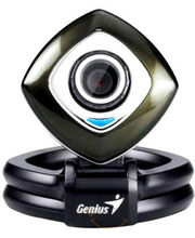 Genius High Definition 2.0M pixel WebCam (Black)
