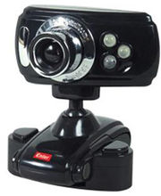 Enter Web camera E-20MPB (Black) (Black)