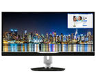 Philips LCD Monitor with MultiView 29 Inch 298P4QJEB /94, black