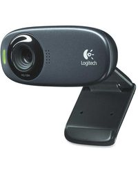 Logitech HD Webcam C310,  black