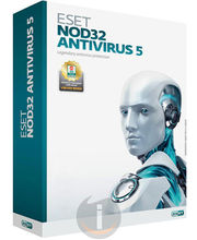 Eset NOD32 Antivirus (Multicolor, 1 User)