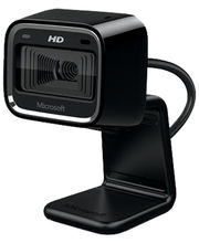 Microsoft Lifecam HD -5000 Win USB Port (Black)