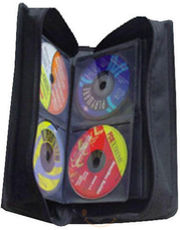 Amkette Comp. CD Wallet P-48