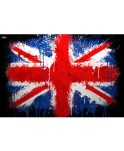 Eclipse ECLS0009 The British Flag Laptop Skin, multicolor