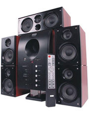 Intex Multimedia 5.1 Speaker IT 4850 (With FM&USB)