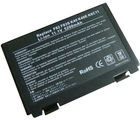 CL Laptop Battery for use with Asus K40, K50, K60, K70, F852, F82, P50, P81, X50, X65, X70 Series (Black)