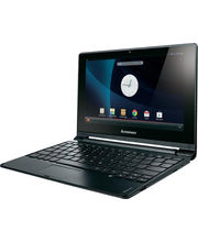 Lenovo Essential A10 (59-388639) Slatebook (Quad Core A9/ 1GB/ 16GB EMMC/ Android 4.2/ Touch), Black
