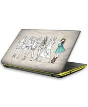 Clublaptop Laptop Skin CLS - 46, multicolor