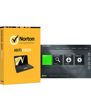 Norton Antivirus (Yellow, 3 Users)