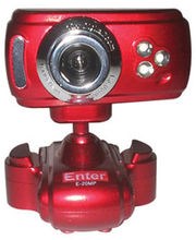 Enter Web camera E-20MPR (Red) (Red)