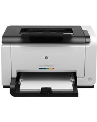 HP Laserjet Pro CP1025 Printer, standard-white
