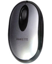 Amkette Kwik Optical Mouse USB (Black)
