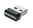 Digisol DG-WN3150Nu Wireless Micro USB Adapter, black
