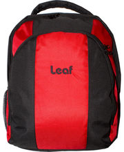Leaf 15.6 Inch Backpack (Red)