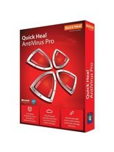 Quick Heal AntiVirus, multicolor, 1 user 1 year