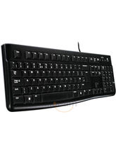 Logitech Keyboard K120 (Black)