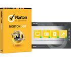 Norton 360 Anti Virus (Yellow, 1 User)