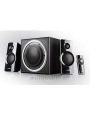 2.1 Speakers with 6 inch Sub Woofer for Deep Bass